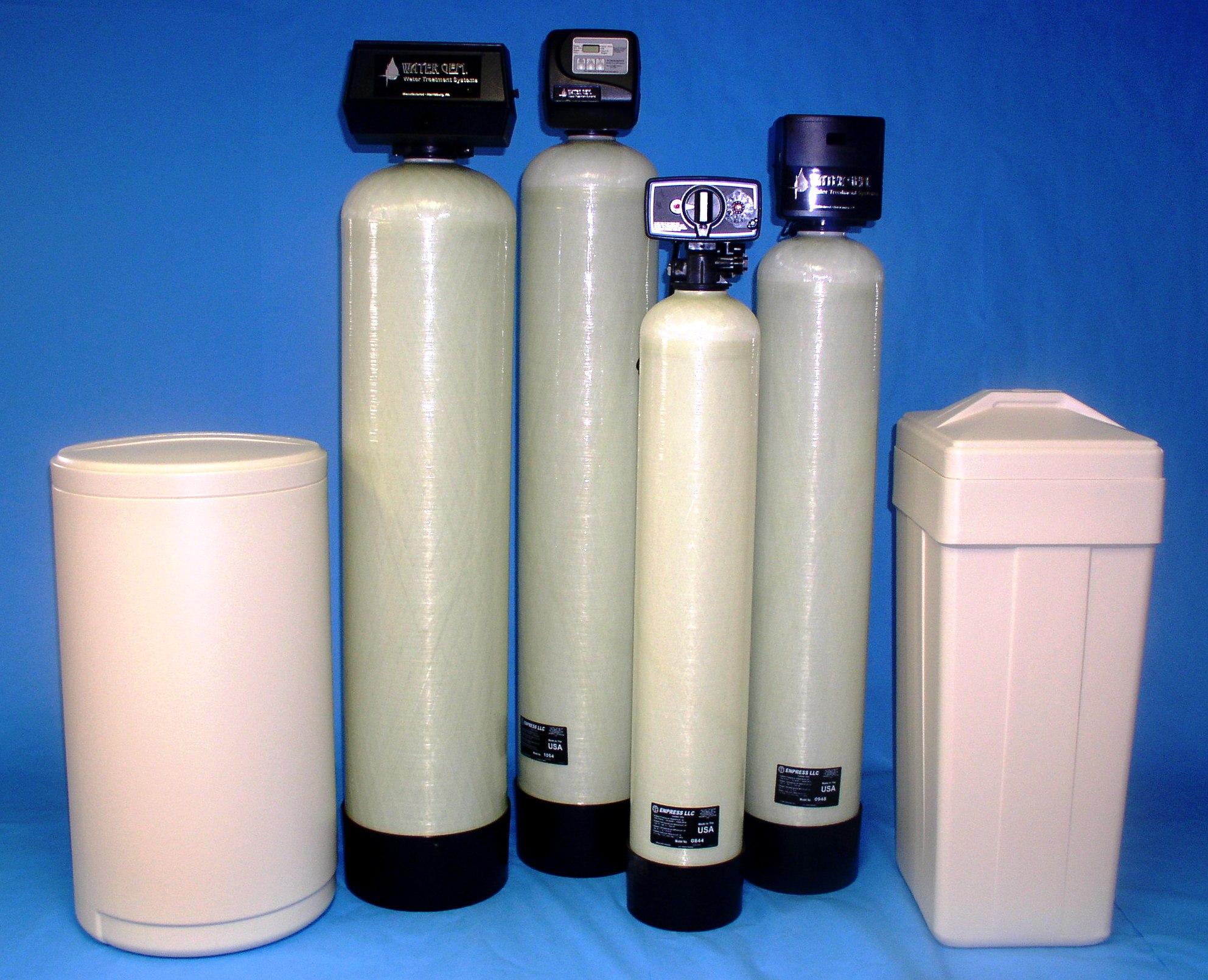 Water Softener Control Valves Ecofilter